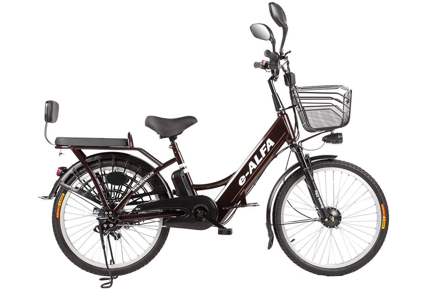 Велогибрид Eltreco e-ALFA 350W, 010822-0082, фото 5
