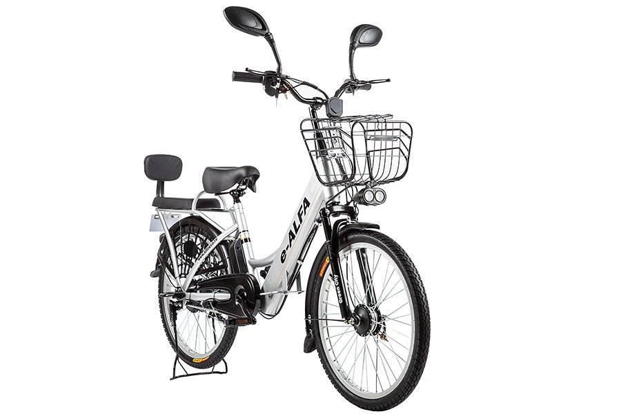 Велогибрид Eltreco e-ALFA 350W, 010822-0082, фото 9