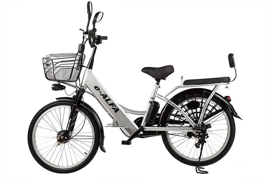 Велогибрид Eltreco e-ALFA 350W, 010822-0082, фото 7