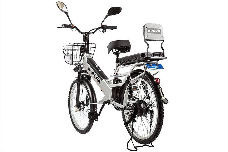 Велогибрид Eltreco e-ALFA L 350W, 010823-0083, фото 7