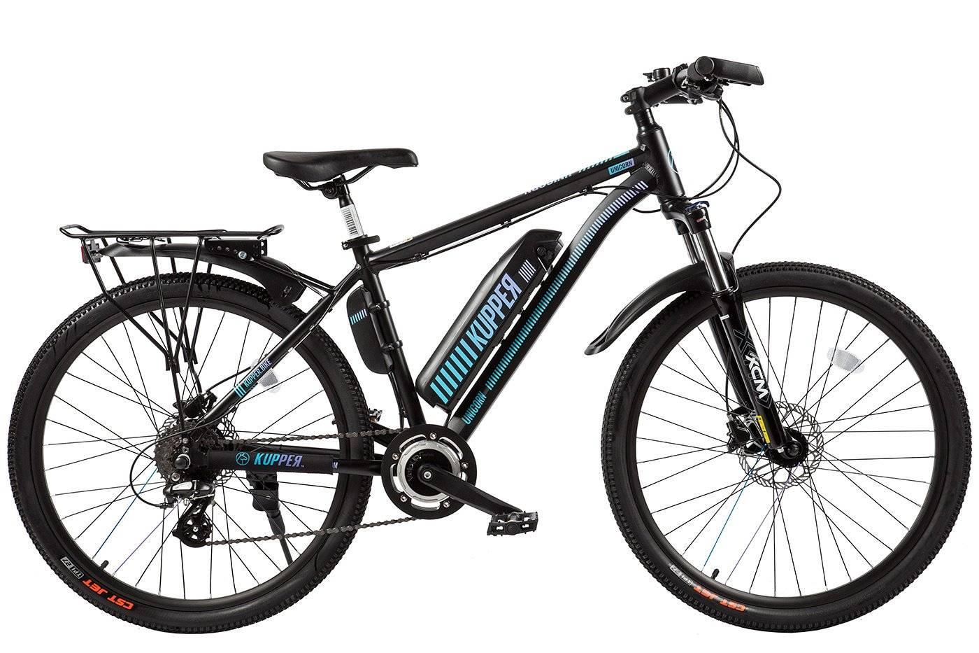 Велогибрид Kupper Unicorn Pro 250W, 010837-0201, фото 1