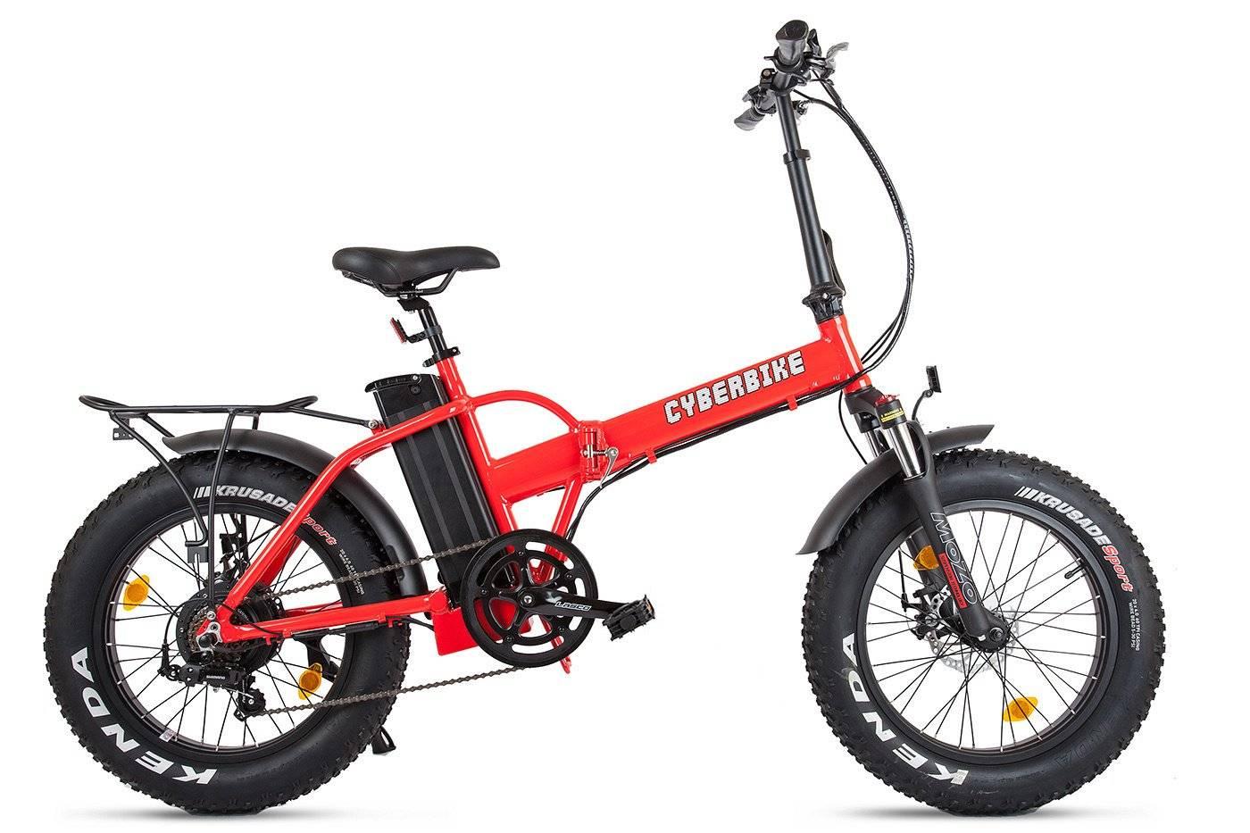 Велогибрид Cyberbike 500 Вт, 019282-1906, фото 7