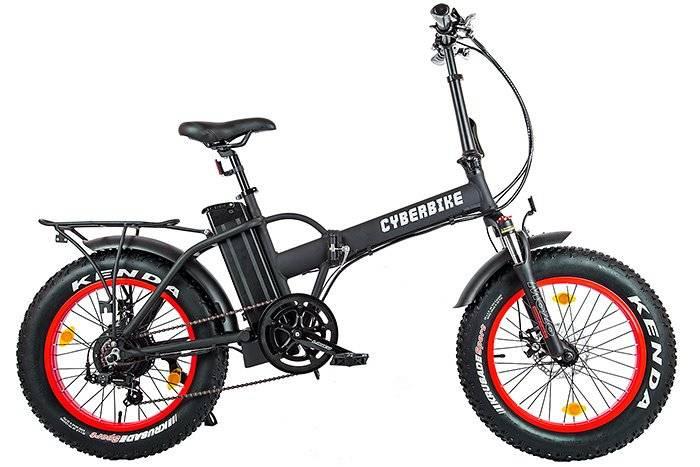 Велогибрид Cyberbike 500 Вт, 019282-1906, фото 9