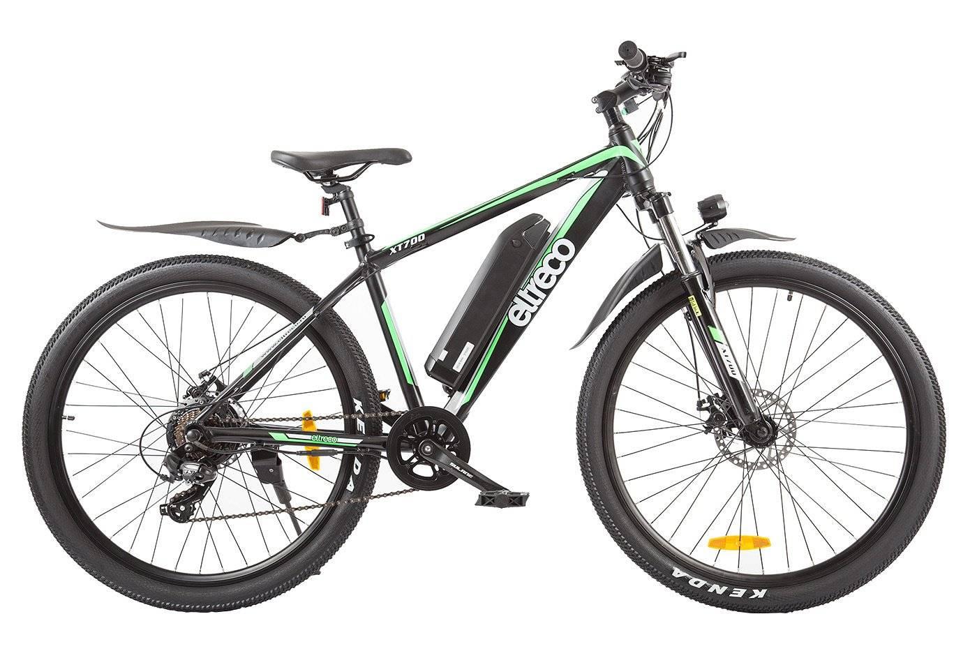 Велогибрид Eltreco XT700 350W, 010833-1855, фото 1