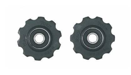 Ролики заднего велопереключателя Tacx Campagnolo 8-10, Shimano 7-8, Sram 5,7,9 скоростей, T4000