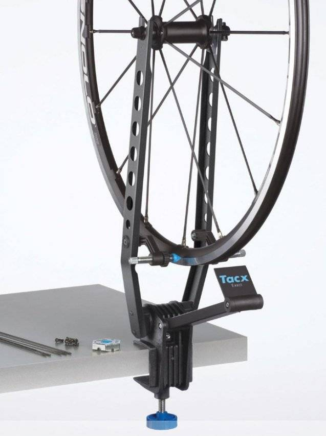Велостанок для правки колес TACX Exact, T3175