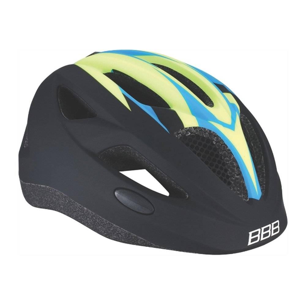Велошлем BBB Hero, желтый, 2018