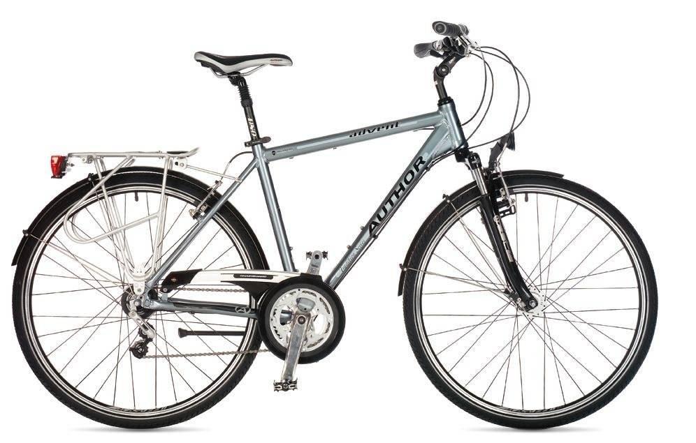 Городской велосипед AUTHOR ADVENT 2011г.