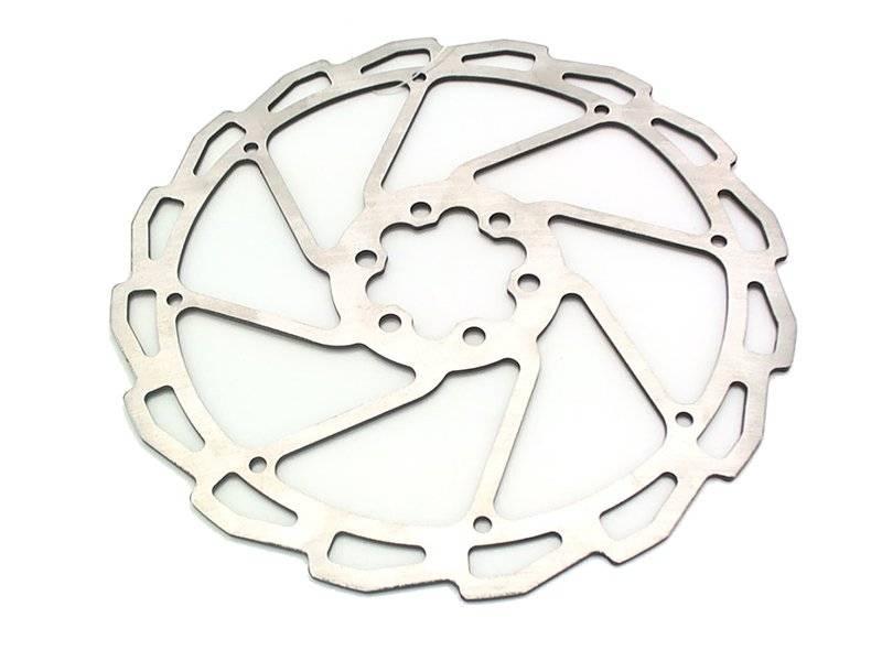 Ротор велосипедный ZOOM TYPE-F, 180мм, type-F