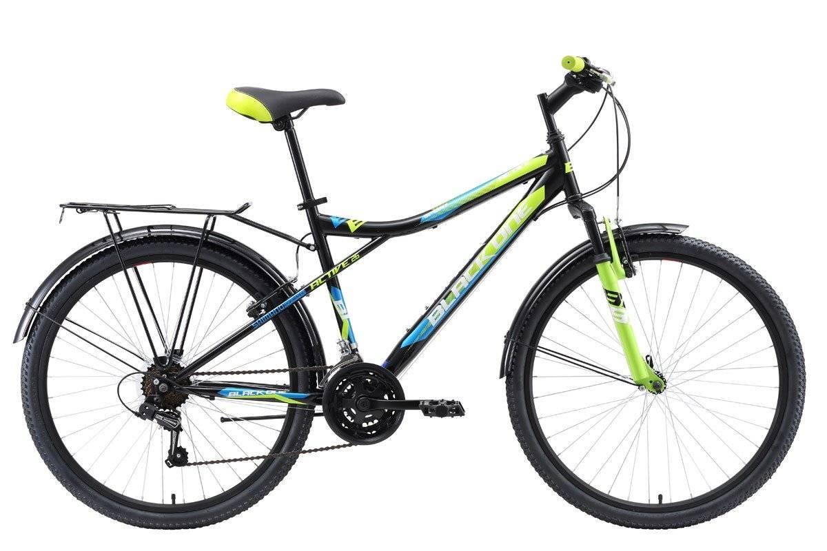 """Городской велосипед Black One Active 26"""" 2018, фото 1"""