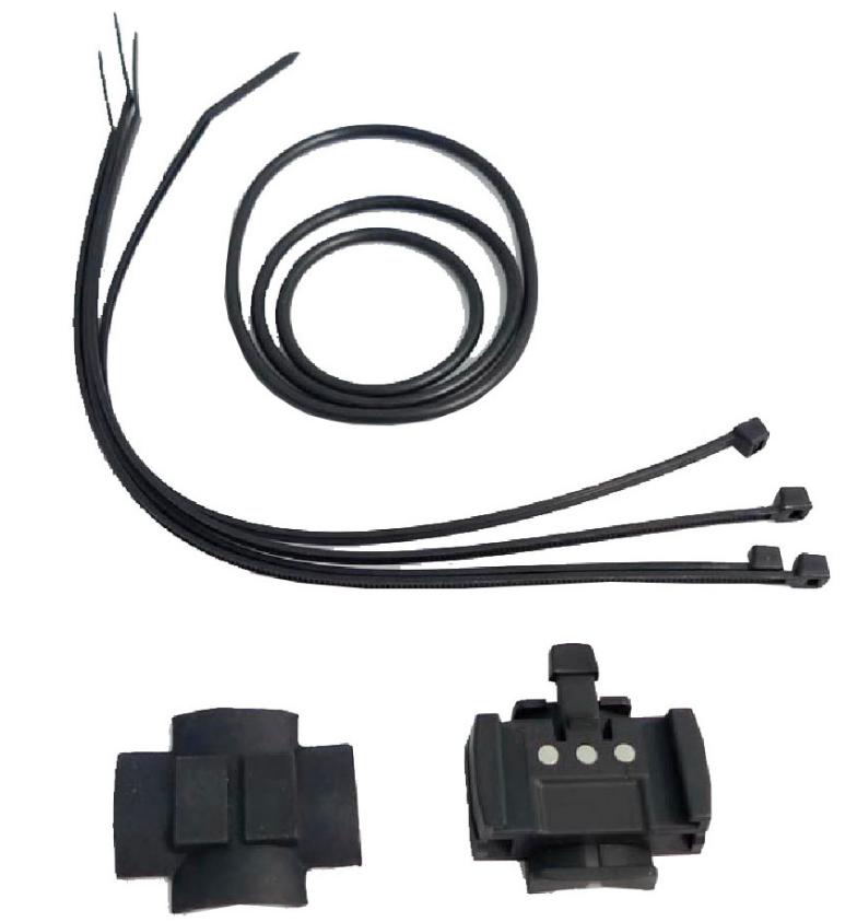 Фото - Набор крепежей ECHOWELL для проводного велокомпьютера, сенсор, магнит, провода, 244601 аксессуары для инструментов