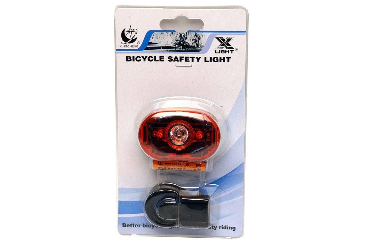 Фото - Фонарь велосипедный задний JOY KIE, красный, 1 светодиод(0,5Вт), 3 режима, батарейки ААА в комплекте, XC-305L black фонарь велосипедный xc 910t задний 3 светодиода 3 режима w0443