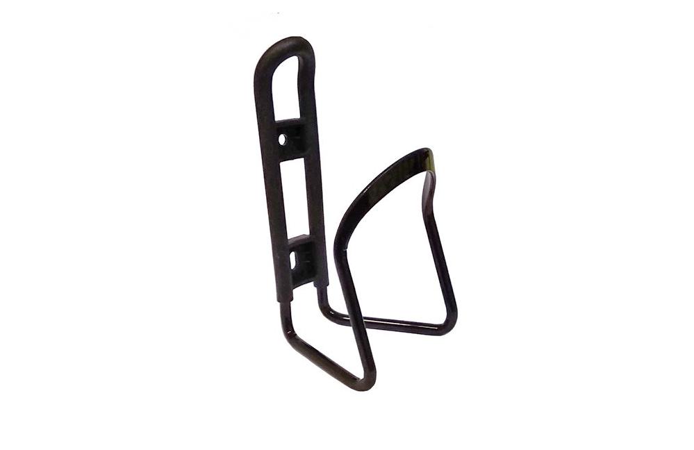 Держатель фляги TRIX, алюминий, черный, HL-BC10 black CARD