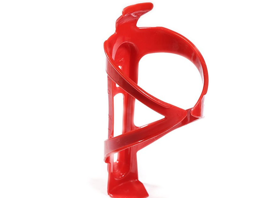 Держатель фляги TRIX, пластик, красный, XG-089 red