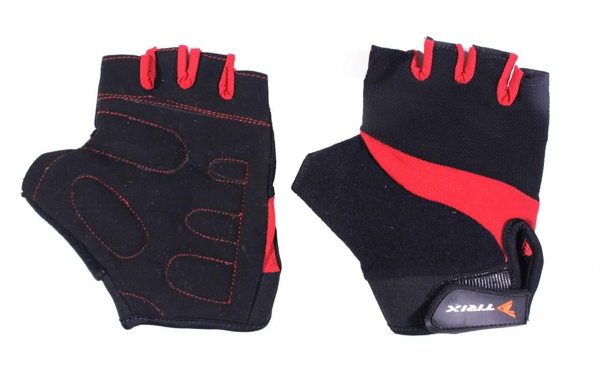 Велоперчатки TRIX SCOTT-RED, красный