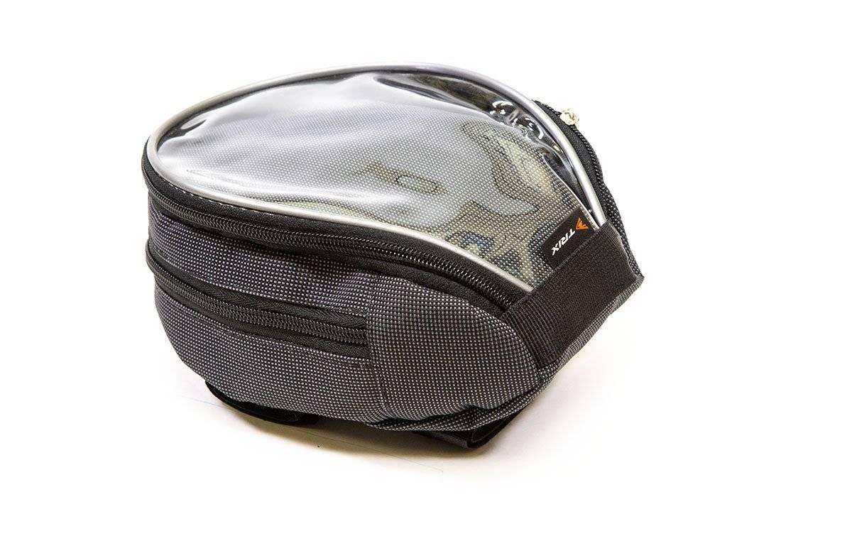 Велосумка TRIX на руль, серый, вр035.019.1.0
