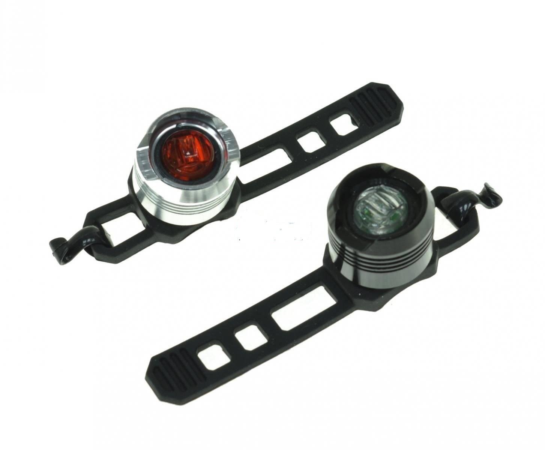 Фото - Фонарь велосипедный TRIX, габаритный (передний + задний) 1 диод, 2 режима, JY-3006 black/silver фонарь велосипедный trix задний 5 диодов 3 режима на подседельный штырь батареи ааа jy 603 t