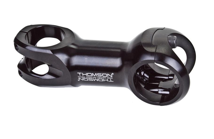 Вынос велосипедный Thomson Elite X2 1-1/8 90x10°x31.8, черный, SM-E146-BK болты для выноса thomson replacement stem bolt kit черный sm h001 bk