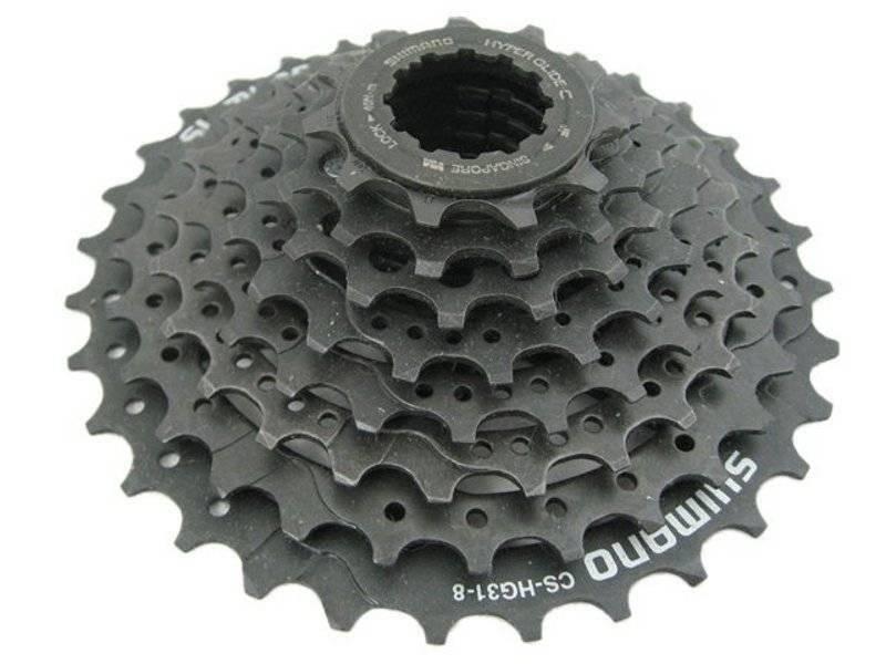 Кассета велосипедная Shimano Altus 8х11-32 ECSHG318132 2-977