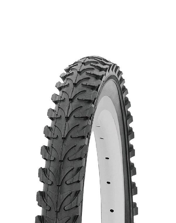 Покрышка велосипедная TRIX, 12 1/2х2 1/4, черный, P-182 BLACK