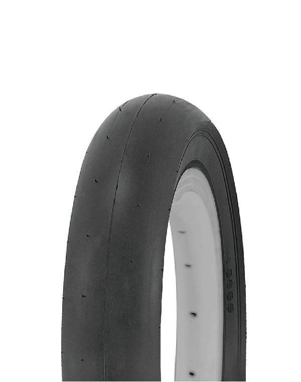 Покрышка велосипедная TRIX, 12 1/2х2 1/4, черный, P-1071 BLACK