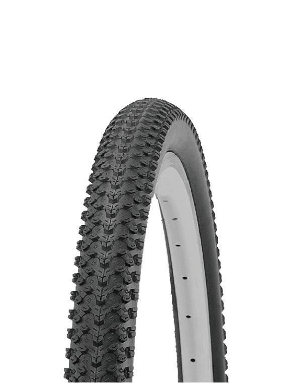 Покрышка велосипедная TRIX, 12 1/2х2 1/4, черный, P-1197A BLACK