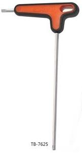 Ключ SUPER B, Г-образный, T25, двусторонний, TB-7625
