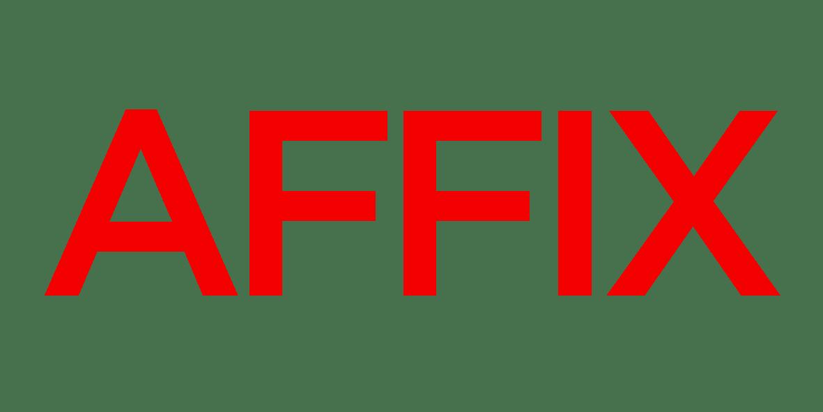 Каталог производителя AFFIX
